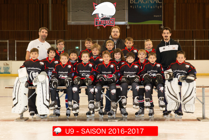 U9-B - Toulouse Blagnac Hockey Club