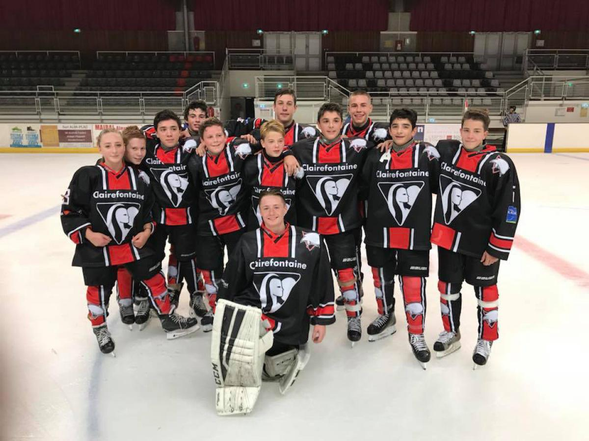 U17 - Toulouse Blagnac Hockey Club
